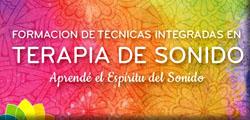 Terapia del Sonido - Luz Venidera