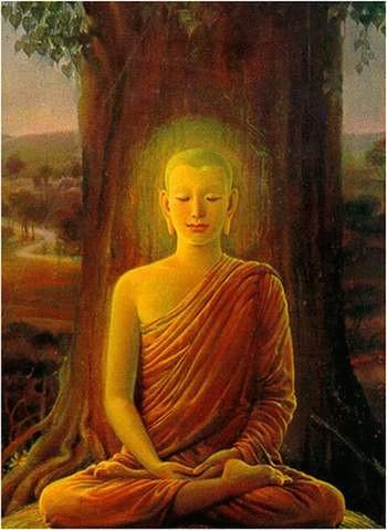 Los Grandes Maestros de la Humanidad (Buda)