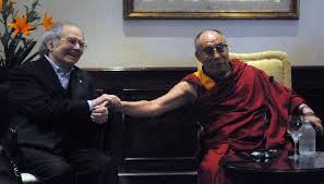 Dalai Lama - Adolfo Pérez Esquivel