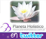 Planeta Holístico en Twitter