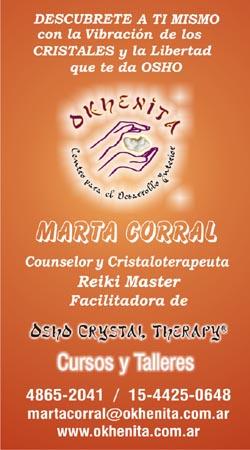 Okhenita - Marta Corral