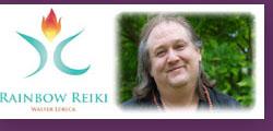 Walter Lubeck en Argentina - Rainbow Reiki