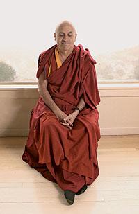 En lugar de una casa en la playa ha elegido una vida contemplativa en el monasterio nepalí de Shechen
