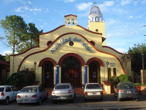 Parroquia Natividad - Padre Ignacio Peries