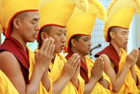 Escuela Budista de los Gorros Amarillos - Gelugpa