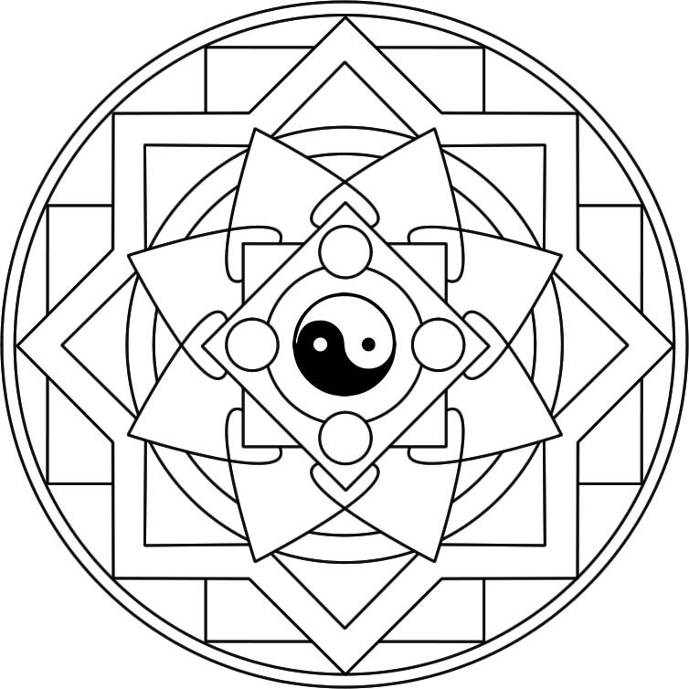 Qué Es Un Mandala Cómo Hacer Un Mandala Mandalas Budistas