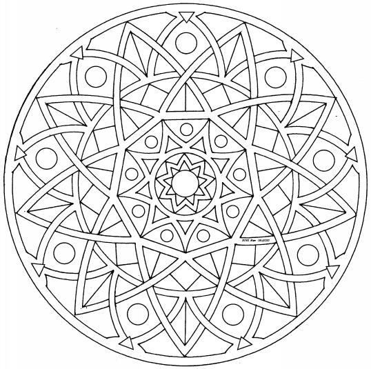 Qué es un Mandala? ¿Cómo hacer un mandala? Mandalas Budistas ...
